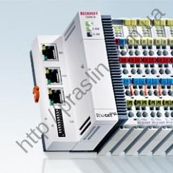 Контроллер с ПЛК-процессором ARM9