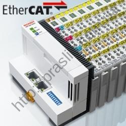 Копплер EtherCAT  для Fieldbus